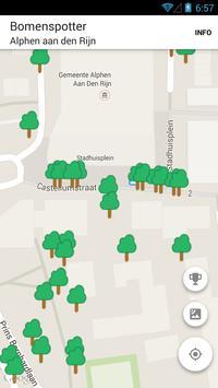 Bomenspotter Alphen a/d Rijn poster