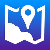 Open Kaart   Open Geo Data icon