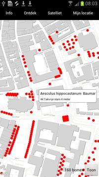 Bomenspotter Arnhem Open Data poster