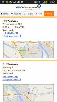 Ford Wensveen apk screenshot