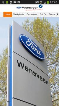Ford Wensveen poster