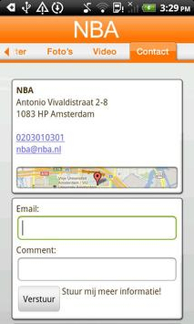 NBA Events apk screenshot