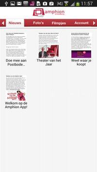 Schouwburg Amphion apk screenshot