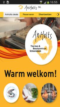Thermen Beautycentrum Anholts poster