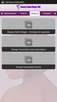 Beauty Salon Magic apk screenshot