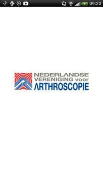 Vereniging voor Arthroscopie poster