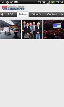 Vereniging voor Arthroscopie apk screenshot