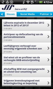 Smit en de Wolf apk screenshot