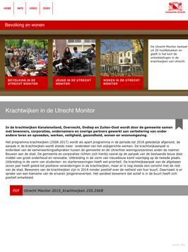 Onderzoek Utrecht apk screenshot