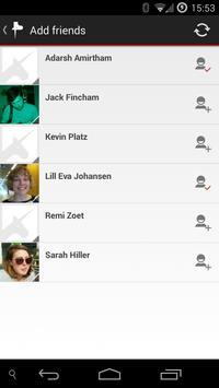 UniCon UvA apk screenshot