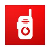 Vodafone Push To Talk icon