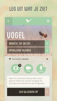 Vroege Vogels app apk screenshot