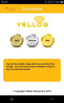Yellow Mobile B.V apk screenshot