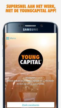 Vacatures zoeken YoungCapital poster
