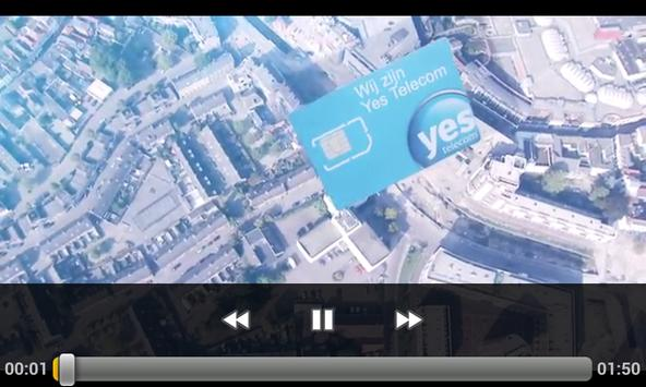 Yes Telecom poster