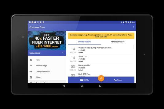 myWorldLink apk screenshot