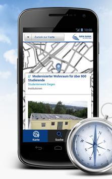 Klimakompass NRW poster