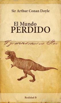 EL MUNDO PERDIDO poster
