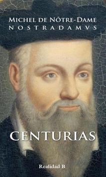 CENTURIAS DE NOSTRADAMUS poster