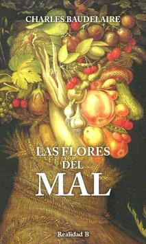 LAS FLORES DEL MAL - LIBRO poster