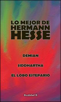 LO MEJOR DE HERMANN HESSE poster