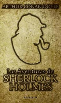 AVENTURAS DE SHERLOCK HOLMES poster