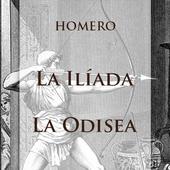 LA ILÍADA Y LA ODISEA - HOMERO icon