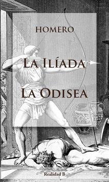 LA ILÍADA Y LA ODISEA - HOMERO poster