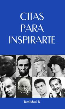 CITAS PARA INSPIRARTE poster