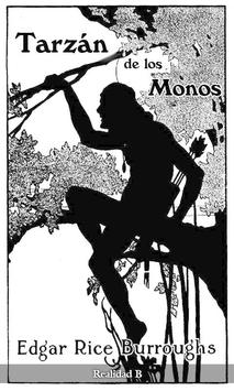 TARZÁN DE LOS MONOS - LIBRO poster