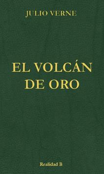 EL VOLCÁN DE ORO - LIBRO poster
