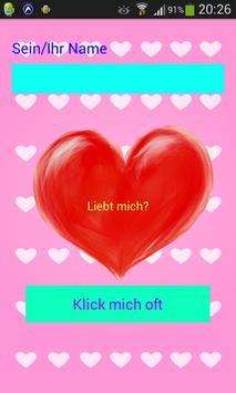 Test der Liebe poster