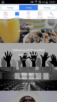 SRS Stormöte apk screenshot