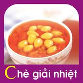Refreshing dessert soup icon
