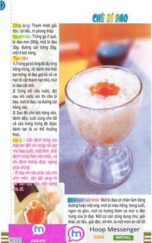 Refreshing dessert soup apk screenshot