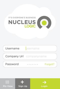 Nucleus Touch poster
