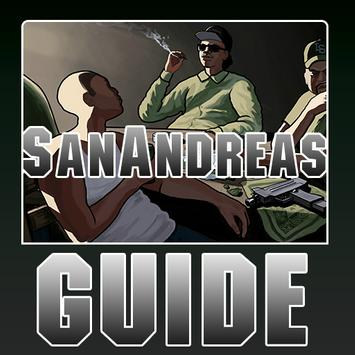 Guide For GTA San Andreas V poster