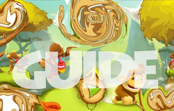 Guide Banana Kong World poster