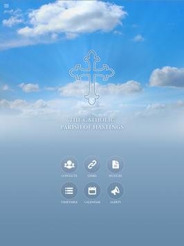 Catholic Parish of Hastings apk screenshot