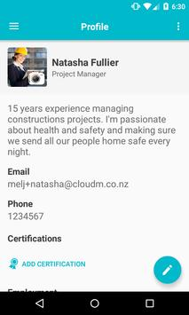 Blerter Health & Safety apk screenshot