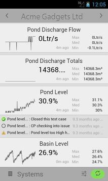 DataNow Dashboard apk screenshot