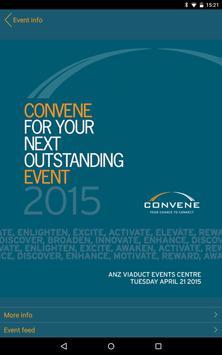Convene poster