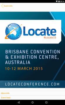 Locate15 poster