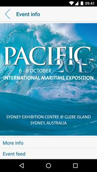 Pacific 2015 poster