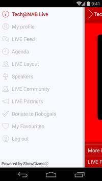 Tech@NAB Live 2015 apk screenshot
