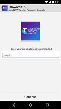Telstra Business Awards apk screenshot