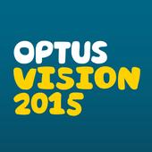 Optus Vision 2015 icon