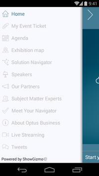 Optus Vision 2015 apk screenshot
