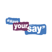 Have Your Say icon
