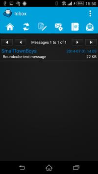 Roundcube Webmail poster